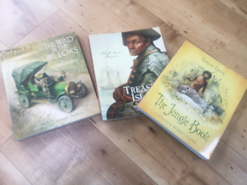 Robert Ingpen classic book collection (new)