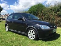 2003 VAUXHALL CORSA SXI WITH MARCH 2017 MOT
