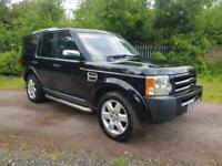 Land Rover Discovery 3 2.7TD V6 auto 2007MY GS