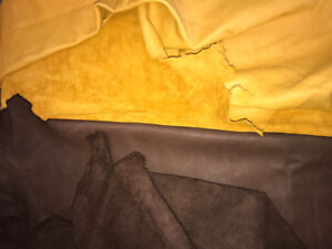 Tanned Leather cow hides $150 >$200
