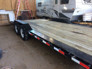 PJ 20' Car/Equipment Trailer 10,400 GVW Perfect Size
