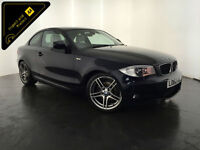 2012 62 BMW 120D SPORT PLUS EDITION COUPE DIESEL SERVICE HISTORY FINANCE PX