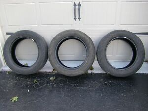 "235-55-17"" USED CONTINENTAL TIRES"