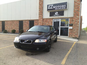 2009 VOLVO S60=LOW KMS=LOADED=$58 WEEKLY
