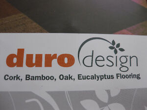 DURO DESIGN ENVIRONMENTALLY FRIENDLY CORK FLOORING