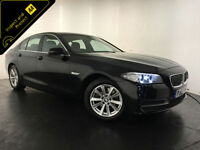 2015 BMW 520D SE AUTOMATIC DIESEL SALOON 1 OWNER SERVICE HISTORY FINANCE PX