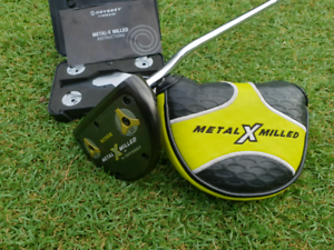 Odyssey Metal X Milled Rossie in good condition