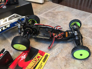 Team Losi RC Car – All New Parts – Never Used