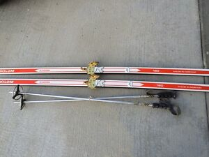 cross country skis set for sale