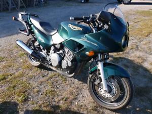 1994 Triumph Sprint 900