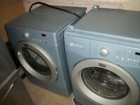 STACKABLE OR SIDE/SIDEFRONT LOAD WASHER AND DRYER