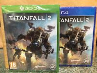 Titanfall 2 for PS4 or Xbox One brand new sealed packaging