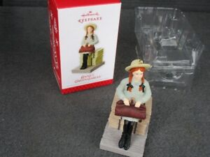 Hallmark Anne Of Green Gables Ornament--2013 2nd in Series