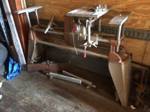 Shopsmith Woodworking machine with Jointer