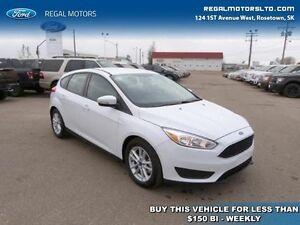 2016 Ford Focus SE   - Bluetooth -  Cruise Control - $130.27 B/W