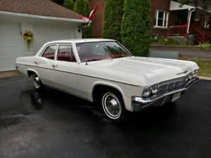 1965 Chevrolet Bel Air 4 door sedan automatic