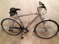 Newish/Men's Ammaco hybrid bike