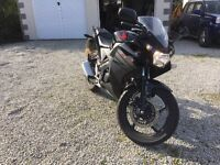 Honda CBR 125 R Only 790 Miles on the clock!!!