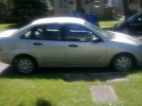 A very affordable 2003 Ford Focus Sedan for sale