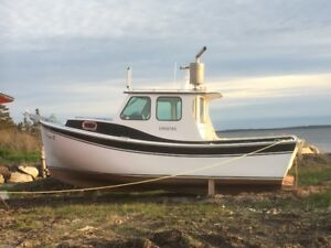 BABY CAPE - 24FT LeBlanc Bros Fiberglass Fishing /Pleasure Craft