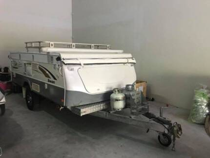 2010 Jayco Swan Outback For Sale Murrumba Downs Pine Rivers Area Preview