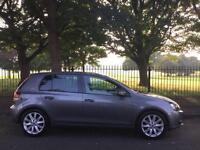 2011 60 VOLKSWAGEN GOLF 2.0 GT TDI DSG 5D AUTO 138 BHP DIESEL