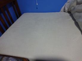 REDUCED 10/5 Single bed memory foam mattress by Tempur