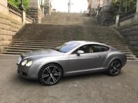 2005 Bentley Continental 6.0 GT Coupe 2dr Petrol Automatic (410 g/km, 552