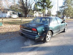 1997 Oldsmobile Cutlass Sedan, Parts Car