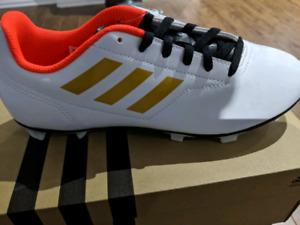 Adidas Kids Soccer Cleats brand new