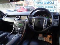 2008 LAND ROVER RANGE ROVER SPORT Tdv6 Se 2.7 Auto