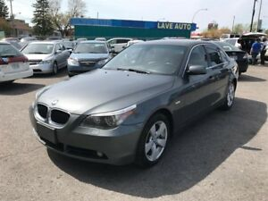 BMW 5 Series 530XI-AWD-NAVIGATION-IMPECABLE 2006