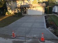 Concrete repair - call 204-229-9966