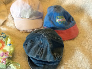 7 summer infant hats