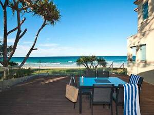 BEACH FRONT GOLD COAST HOLIDAY HOUSE Mermaid Beach Gold Coast City Preview