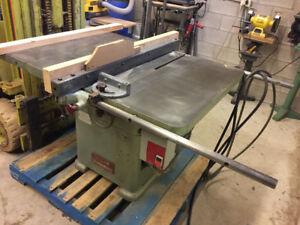 "Wadkin Bursgreen 12"" Table Saw Excellent condition"
