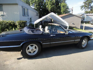89 Jaguar XJS - Convertible - will trade for small SUV