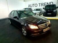 Mercedes-Benz C220 2.1CDI ( 168bhp ) Blue F 7G-Tronic Plus 2012MY CDI Executive