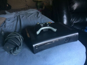 X-Box 360 Elite with controller and HDMI