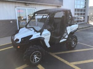 USED 2013 Can-Am Commander Limited 1000 Only $13,800