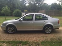 2004 VW BORA 1.9 TDI 150 BHP 1 DR Owner from New