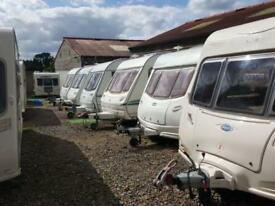 Quality Caravans at Sensible Prices, Over 30 Caravans in Stock