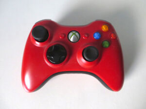 Xbox 360 Controllers - 1 wired, 1 wireless