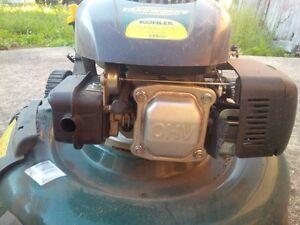 YardWorks 149CC Kohler Powered 2 N 1 Lawnmower As New London Ontario image 2