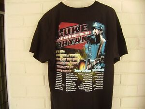 LUKE BRYAN TOUR TSHIRT THAT'S MY KIND OF NIGHT Windsor Region Ontario image 2