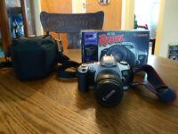 Camera Canon EOS rebel g