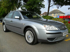 FORD MONDEO 2.0 TDCi DIESEL 2006 COMPLETE WITH M.O.T HPI CLEAR INC WARRANTY