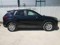 2014 Mazda CX-5 2.2 D SE-L LUX NAV 5d 148 BHP Estate Diesel Manual