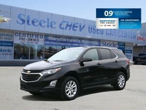 2018 CHEVROLET EQUINOX LT - All Wheel Drive Certified with 0.9%