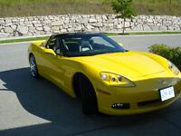2008 Chevrolet Corvette Coupe (2 door)